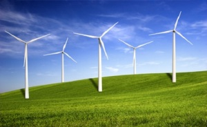 Wind Energy generating electricity